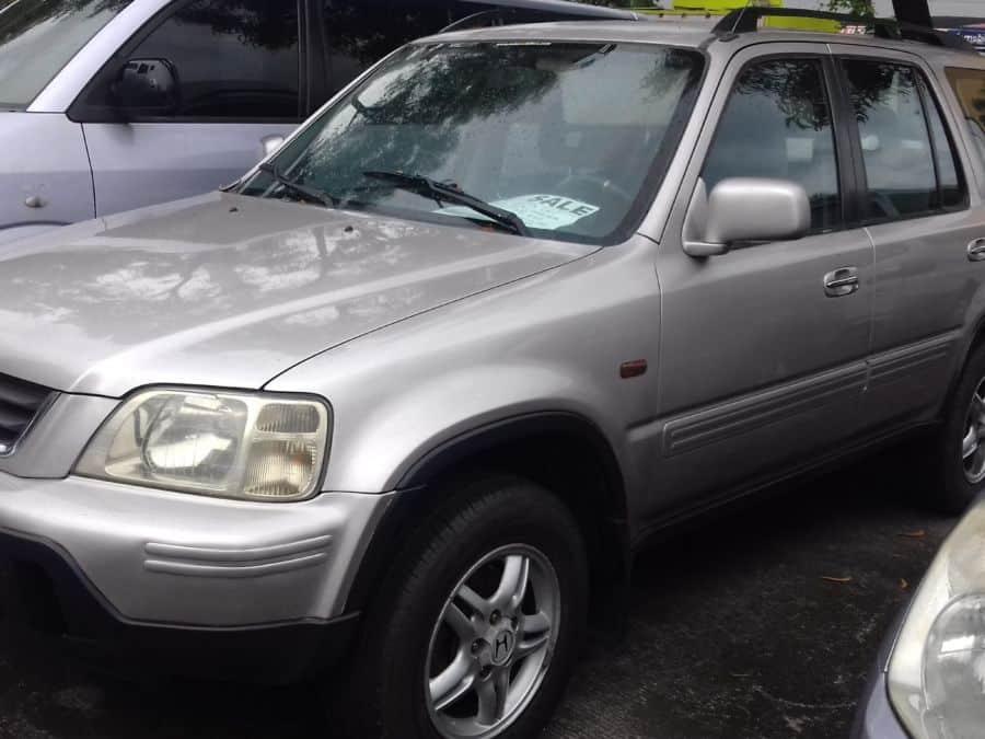 2001 Honda CR-V - Left View