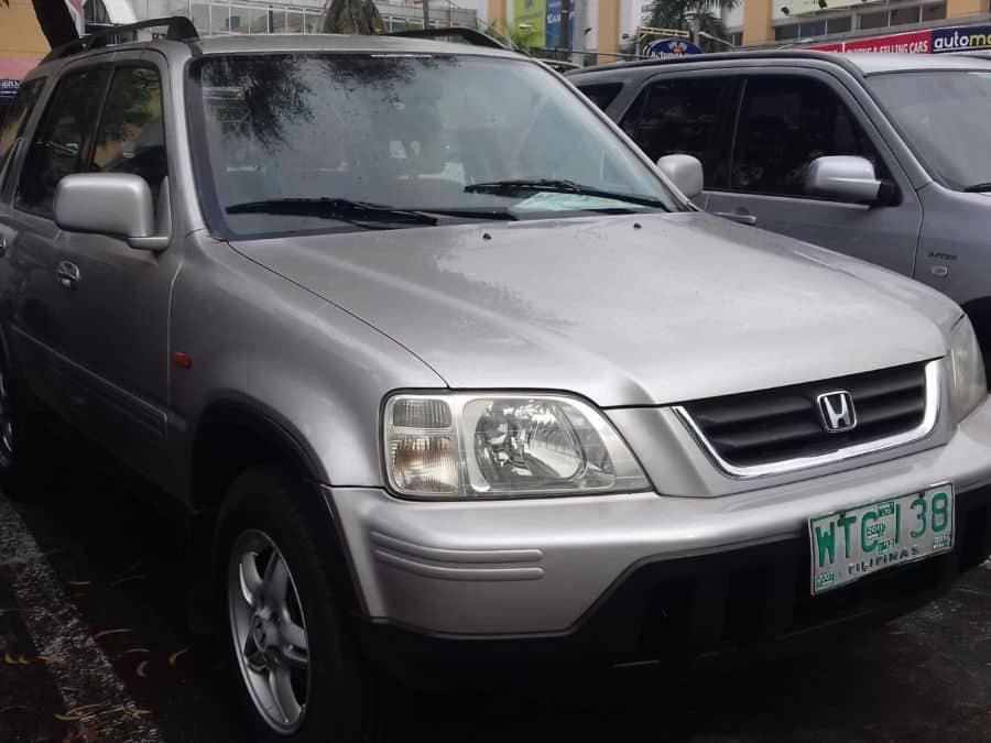 2001 Honda CR-V - Right View