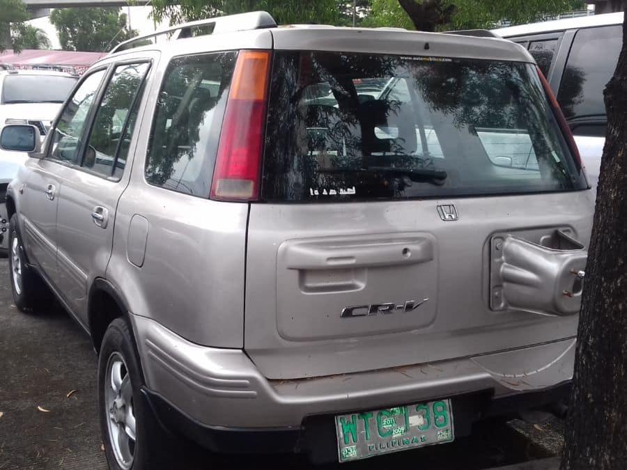 2001 Honda CR-V - Rear View