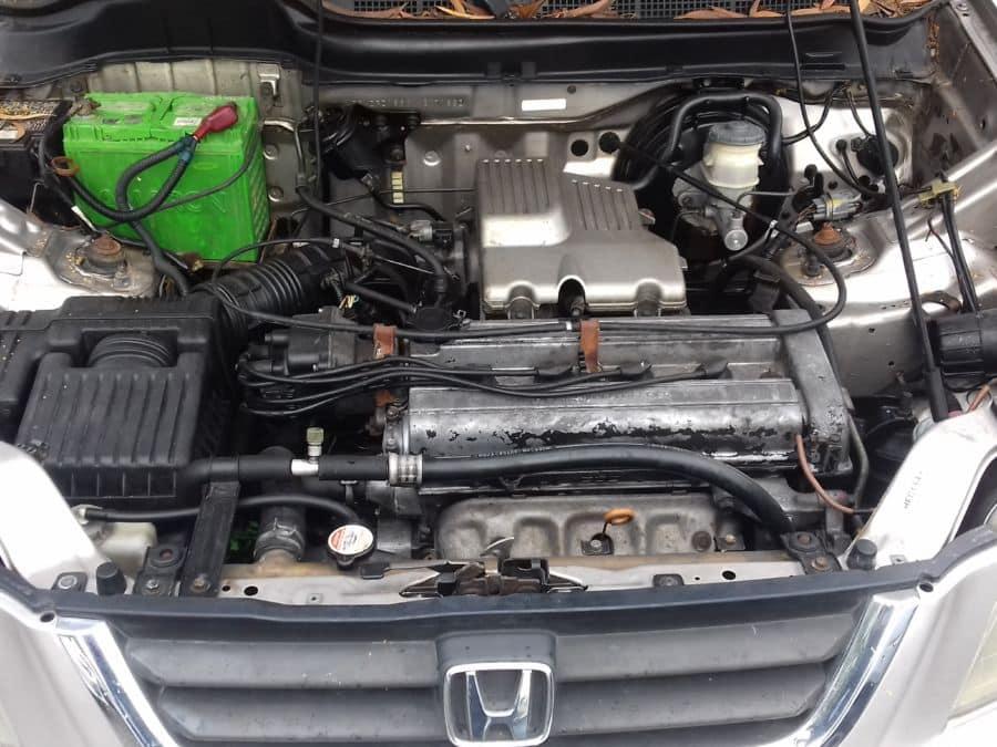 2001 Honda CR-V - Interior Rear View
