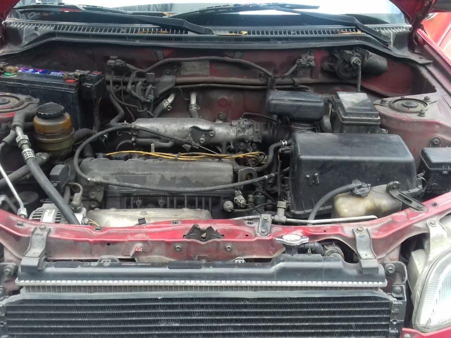 1997 Toyota RAV4 - Interior Rear View