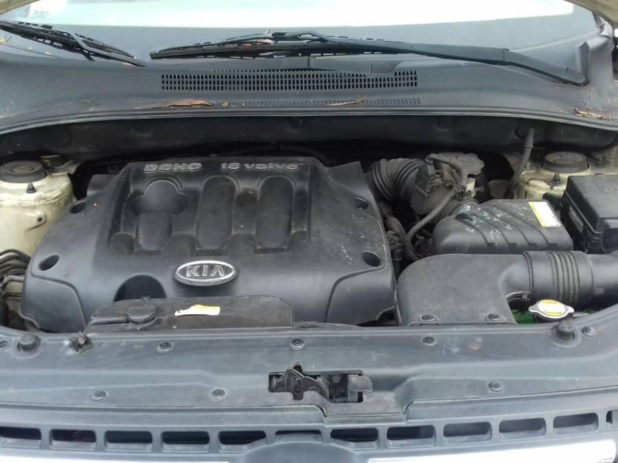 2007 Kia Sportage - Interior Rear View