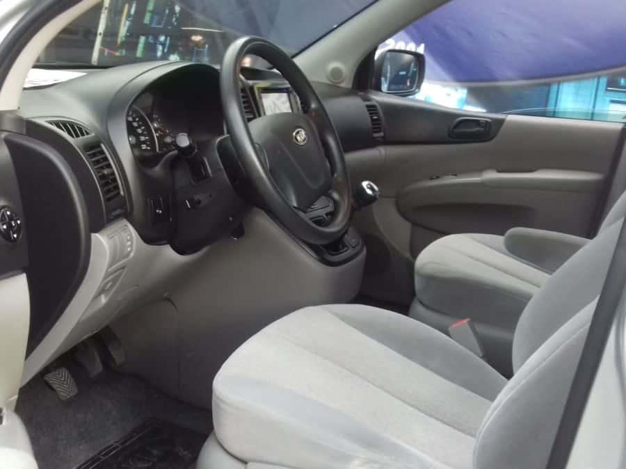 2012 Kia Carnival - Interior Rear View