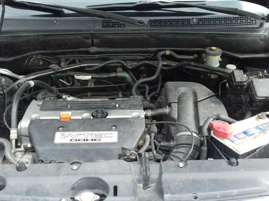 2006 Honda CR-V - Interior Rear View