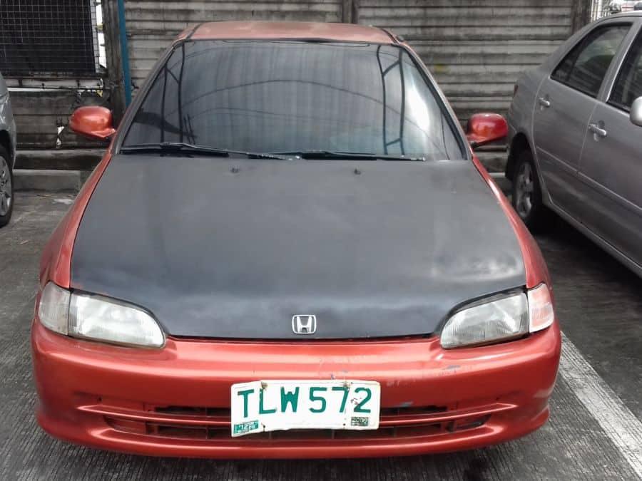 1994 Honda Civic - Front View