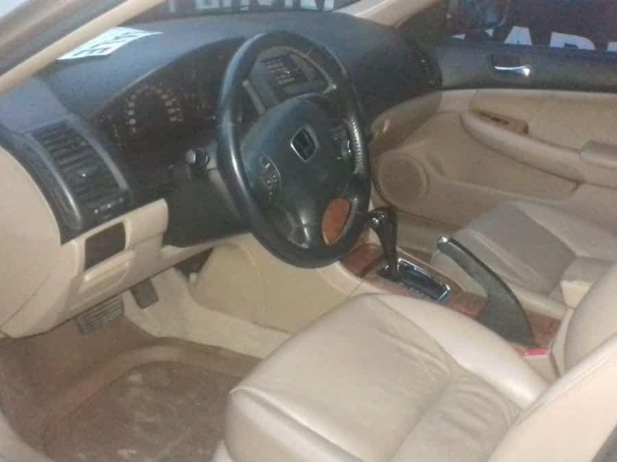 2005 Honda Accord - Interior Front View