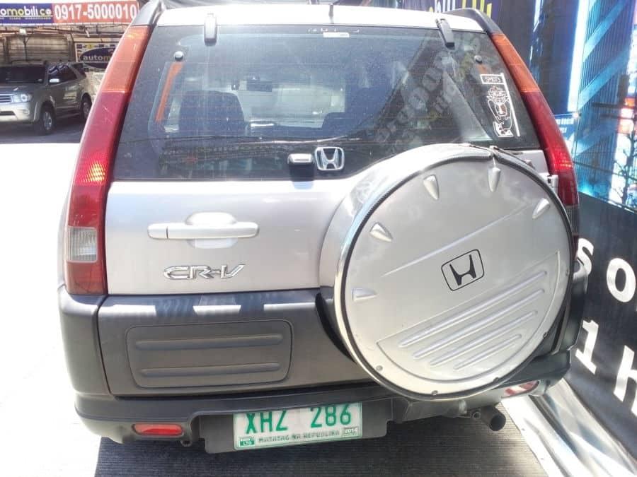 2003 Honda CR-V - Rear View