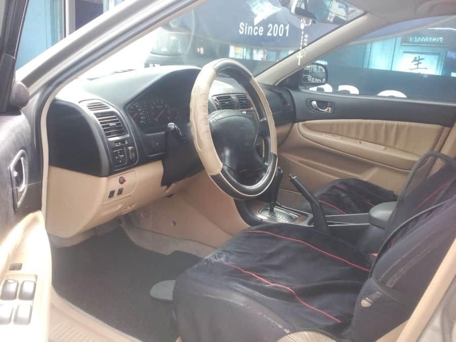 1998 Mitsubishi Galant - Interior Front View