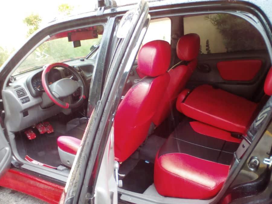 2010 Suzuki Alto - Interior Front View