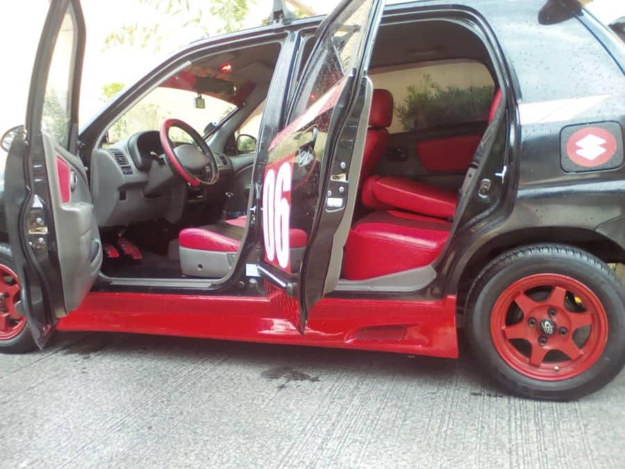 2010 Suzuki Alto - Left View