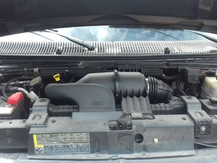 2007 Ford E150 - Interior Rear View