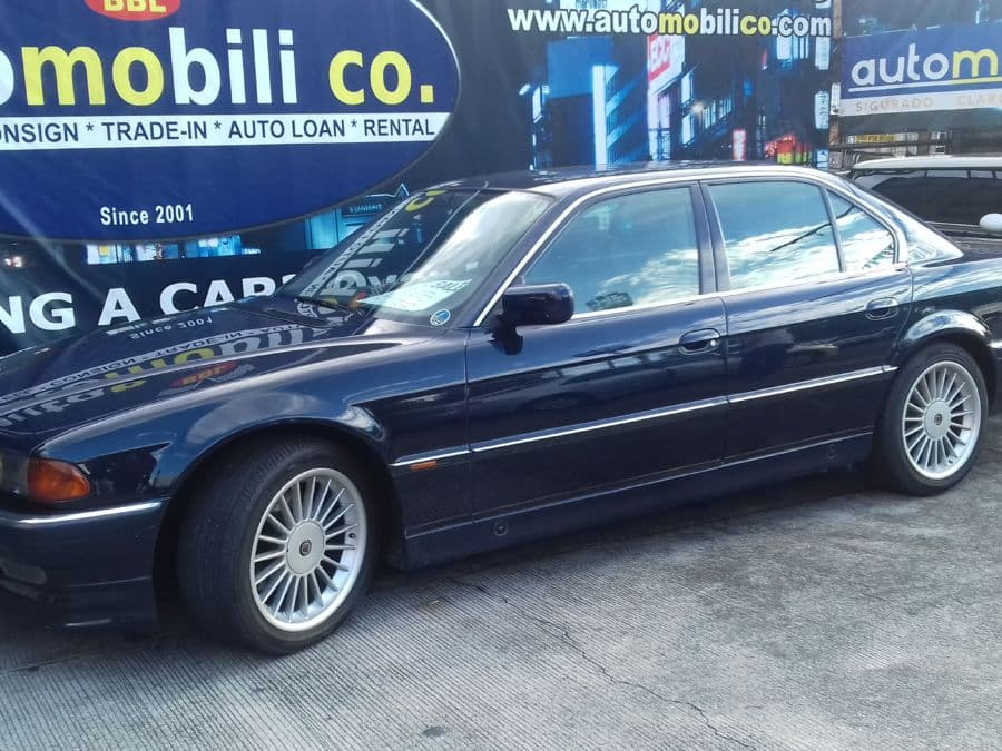 1994 BMW 740i - Left View