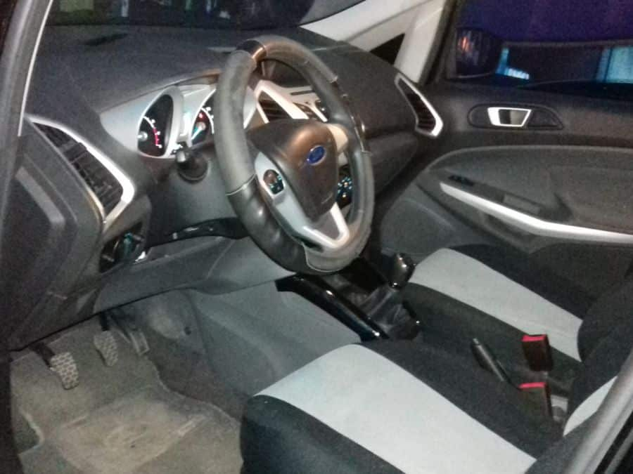 2014 Ford EcoSport - Interior Front View