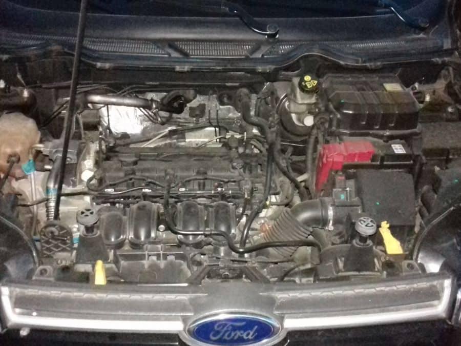 2014 Ford EcoSport - Interior Rear View