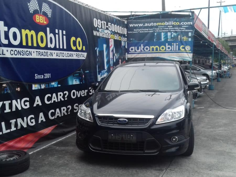 2012 Ford Focus - Front View