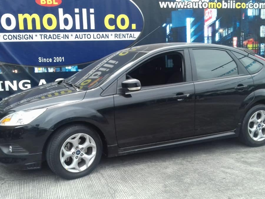 2012 Ford Focus - Left View