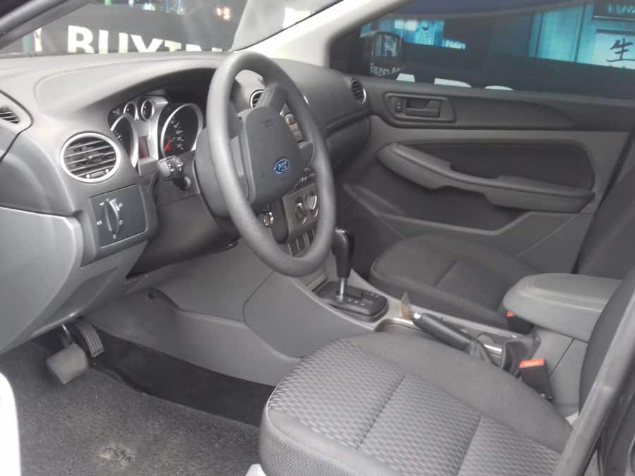 2012 Ford Focus - Interior Front View