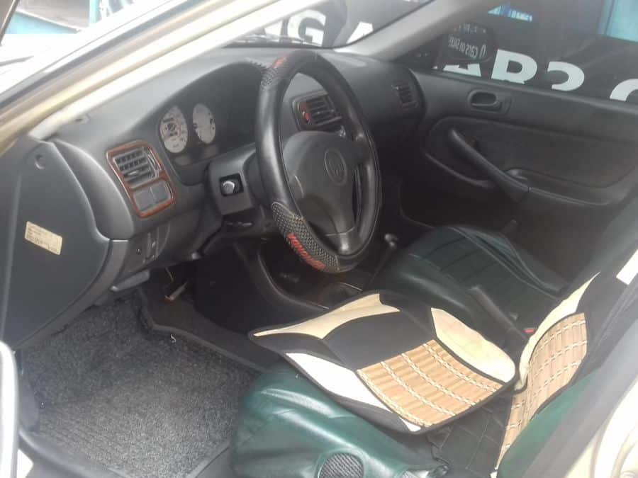 1996 Honda Civic - Interior Front View