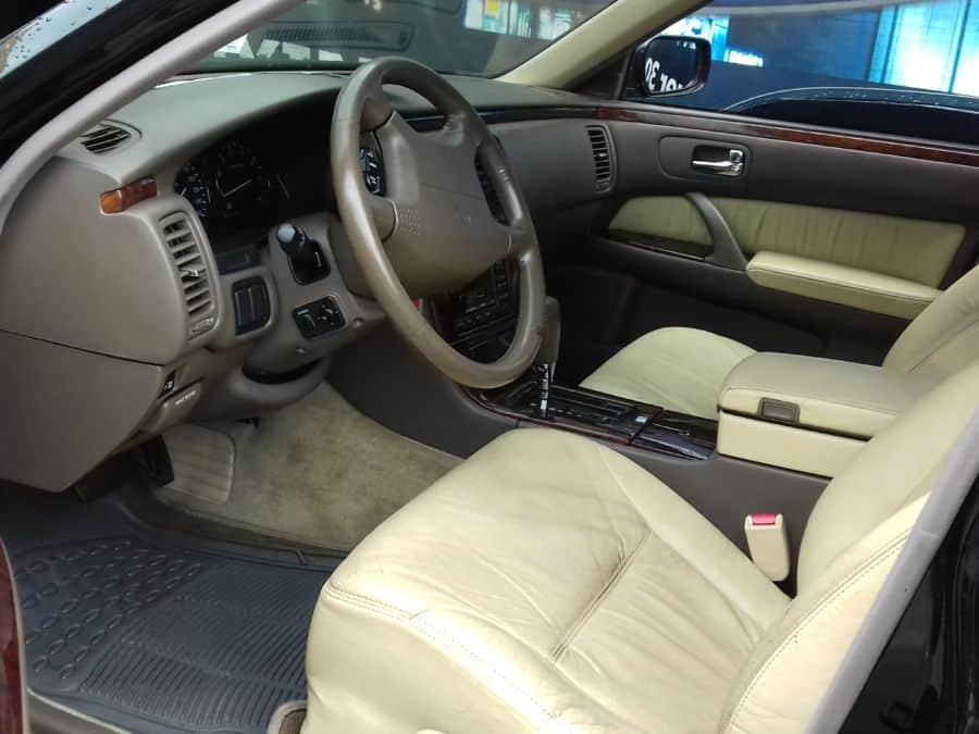 1997 Infiniti Q45 - Interior Front View