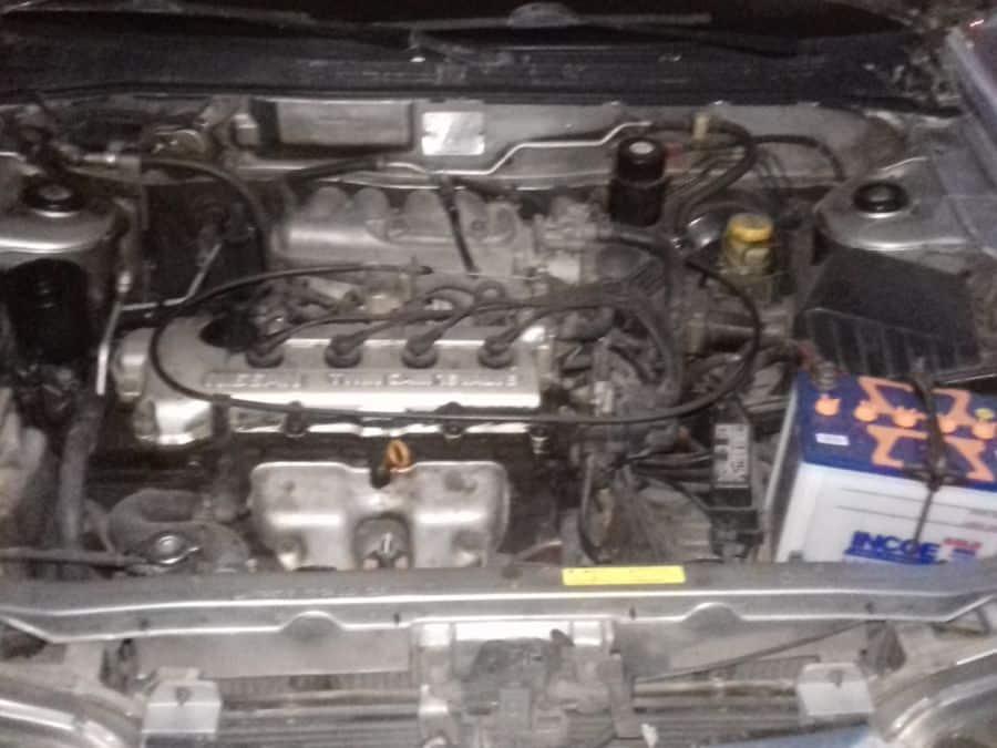 2001 Nissan Exalta - Interior Rear View