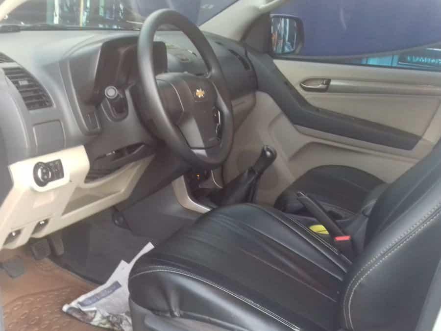 2014 Chevrolet Trailblazer - Interior Front View