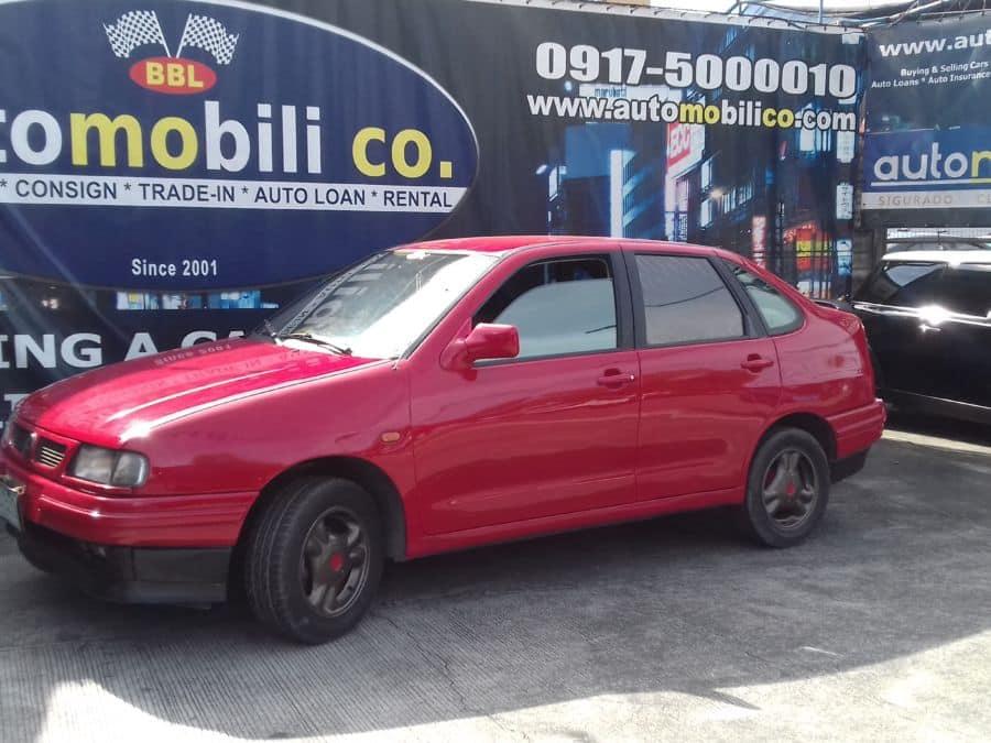 1997 Volkswagen Polo - Left View
