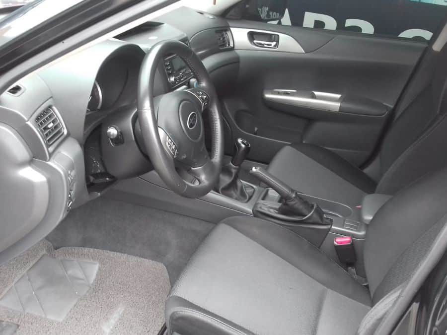 2009 Subaru Impreza WRX - Interior Front View