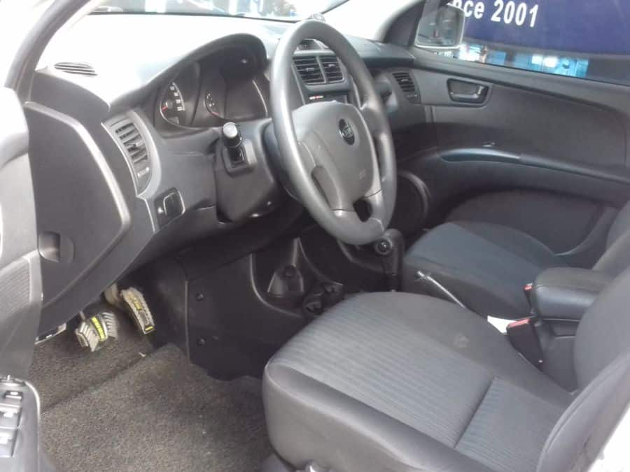 2010 Kia Sportage - Interior Front View