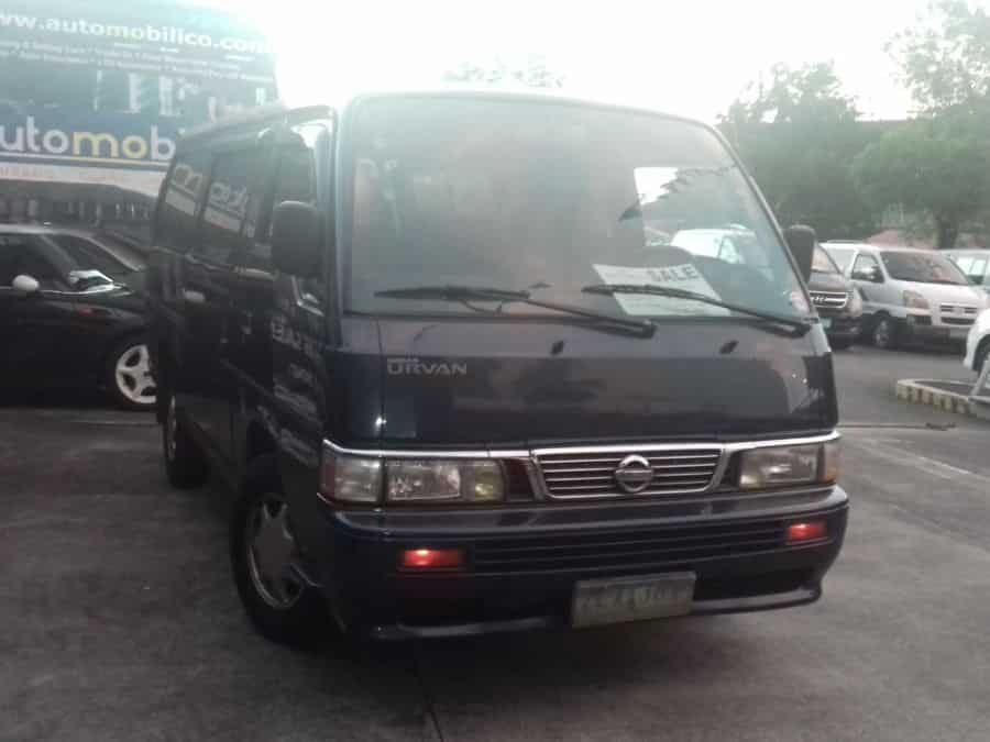 2008 Nissan Urvan - Right View