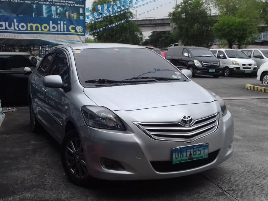 2013 Toyota Vios - Right View