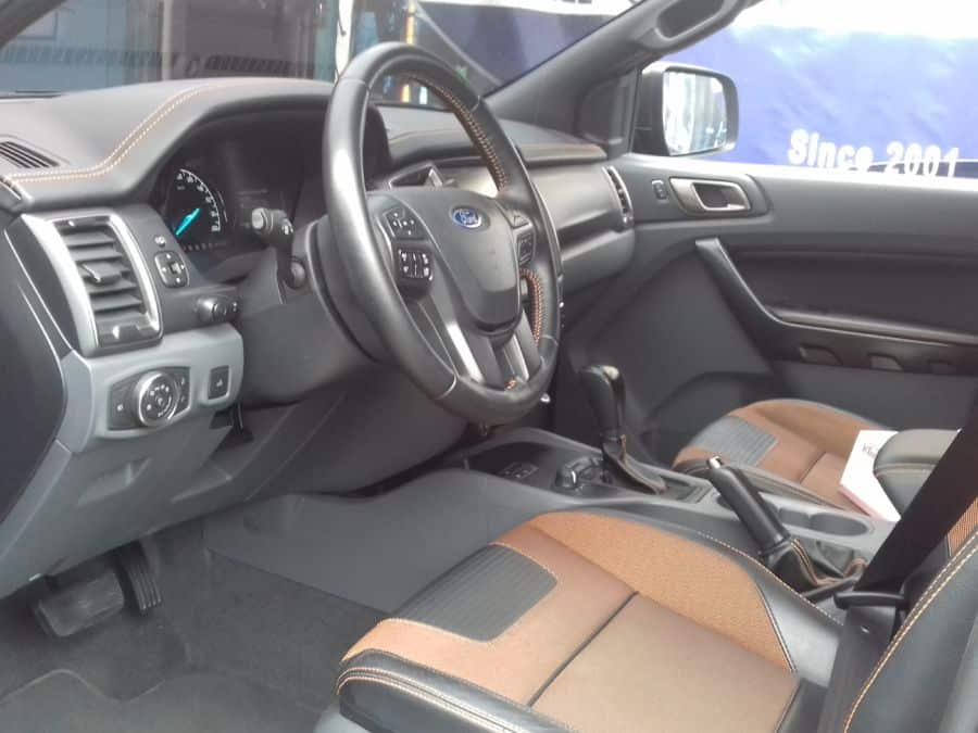 2016 Ford Ranger - Interior Front View