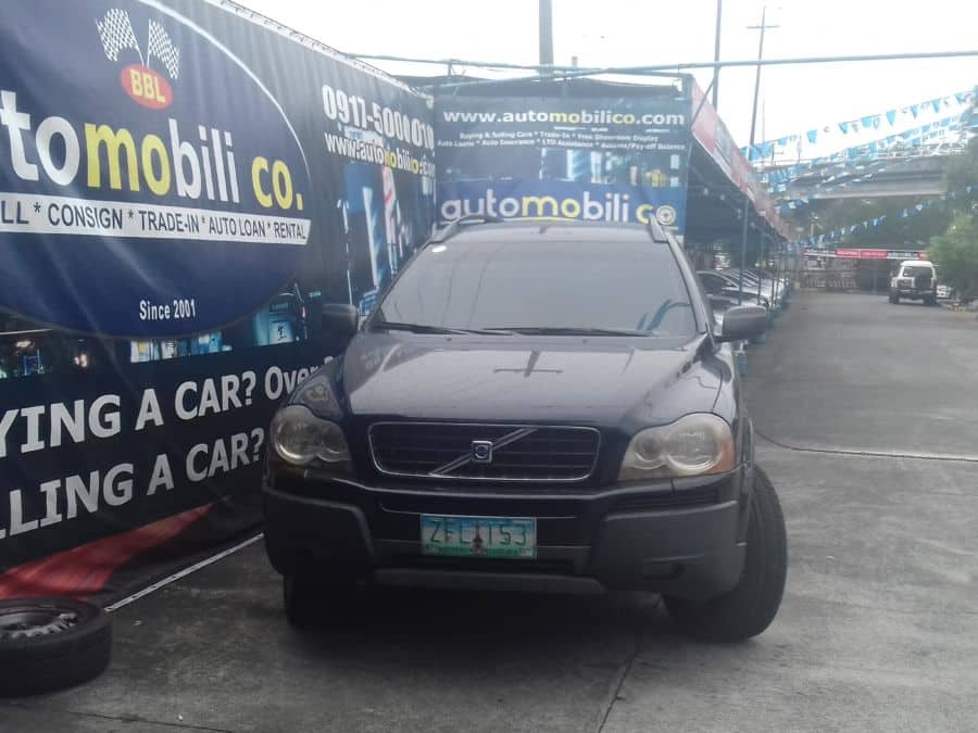 2006 Volvo XC90 - Front View