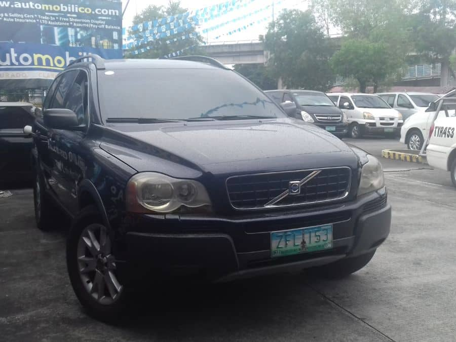 2006 Volvo XC90 - Right View