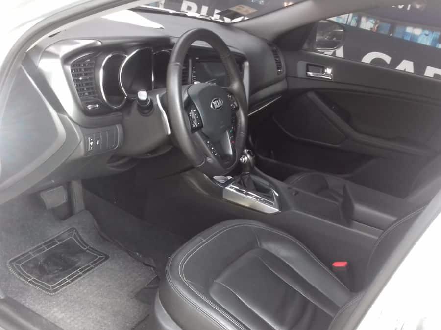 2014 Kia Optima - Interior Front View