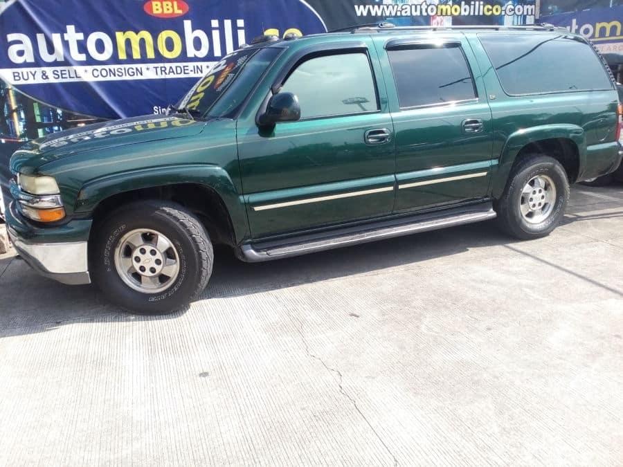 2003 Chevrolet Suburban - Left View