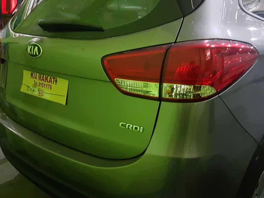 2015 Kia Carens - Rear View