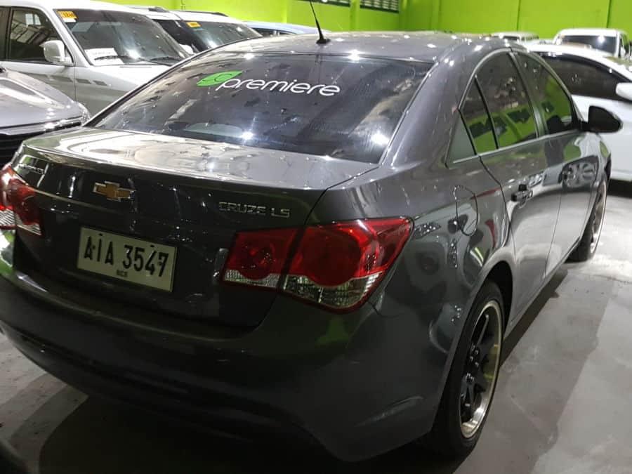 2014 Chevrolet Cruze - Interior Rear View