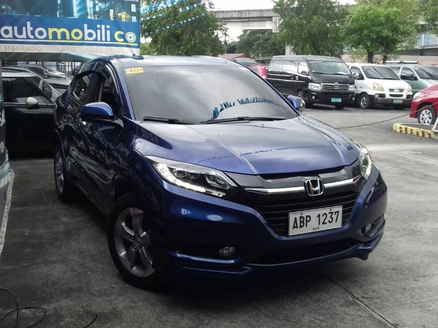 2015 Honda HR-V - Right View