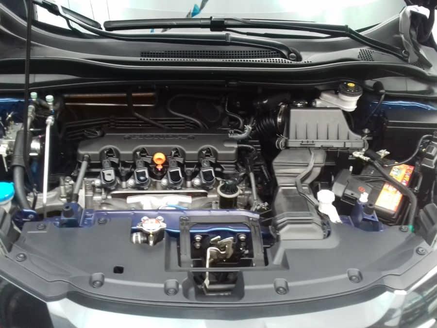 2015 Honda HR-V - Interior Rear View