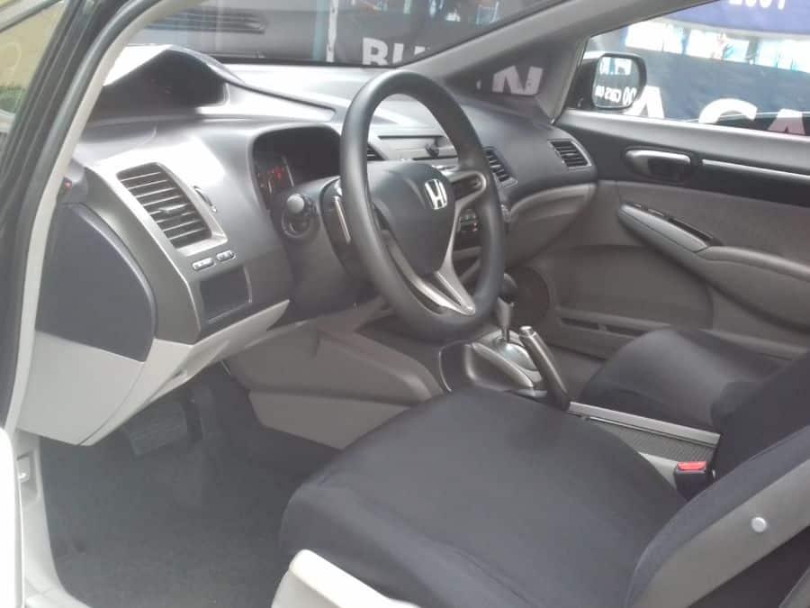 2010 Honda Civic - Interior Front View