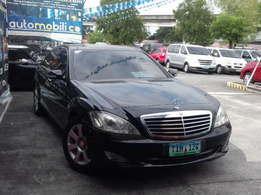 2010 Mercedes-Benz S350 - Right View