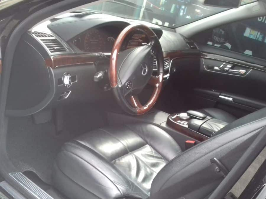 2010 Mercedes-Benz S350 - Interior Front View