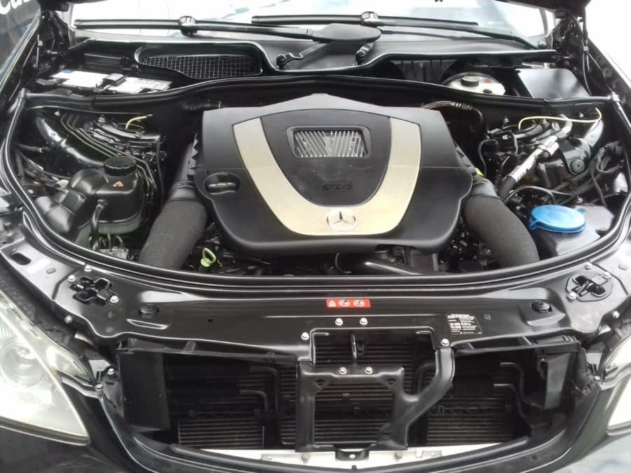 2010 Mercedes-Benz S350 - Interior Rear View