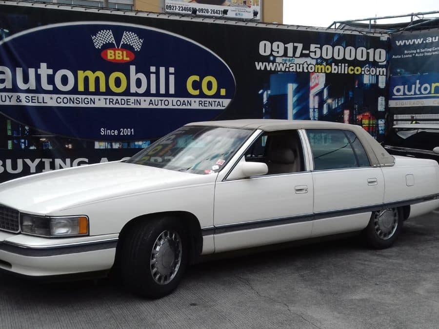 1994 Cadillac DeVille - Left View