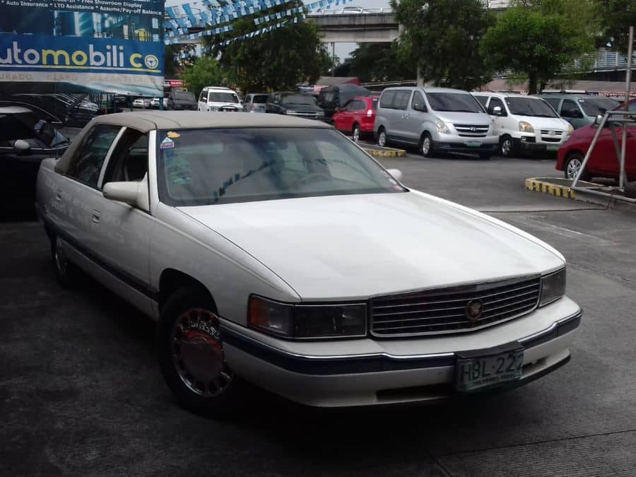 1994 Cadillac DeVille - Right View