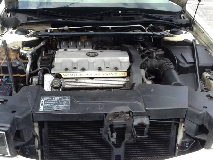 1994 Cadillac DeVille - Interior Rear View