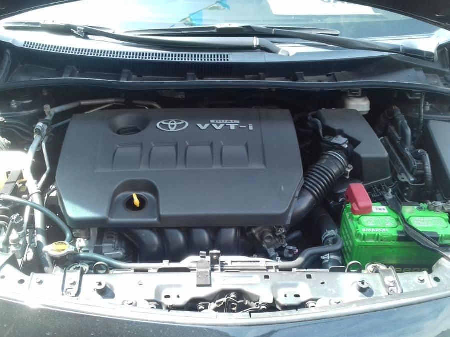 2009 Toyota Corolla Altis V - Interior Rear View