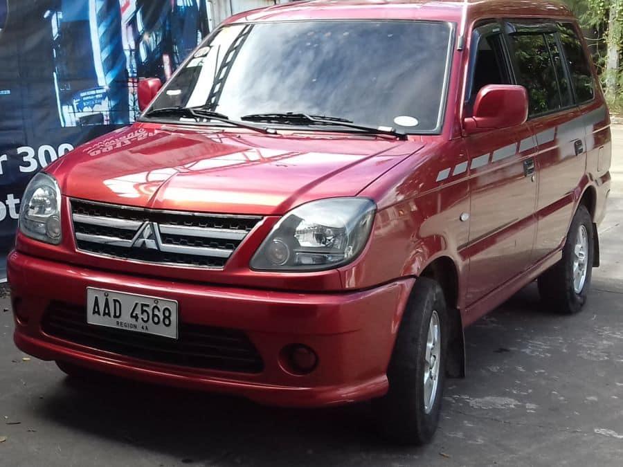 2014 Mitsubishi Adventure - Front View