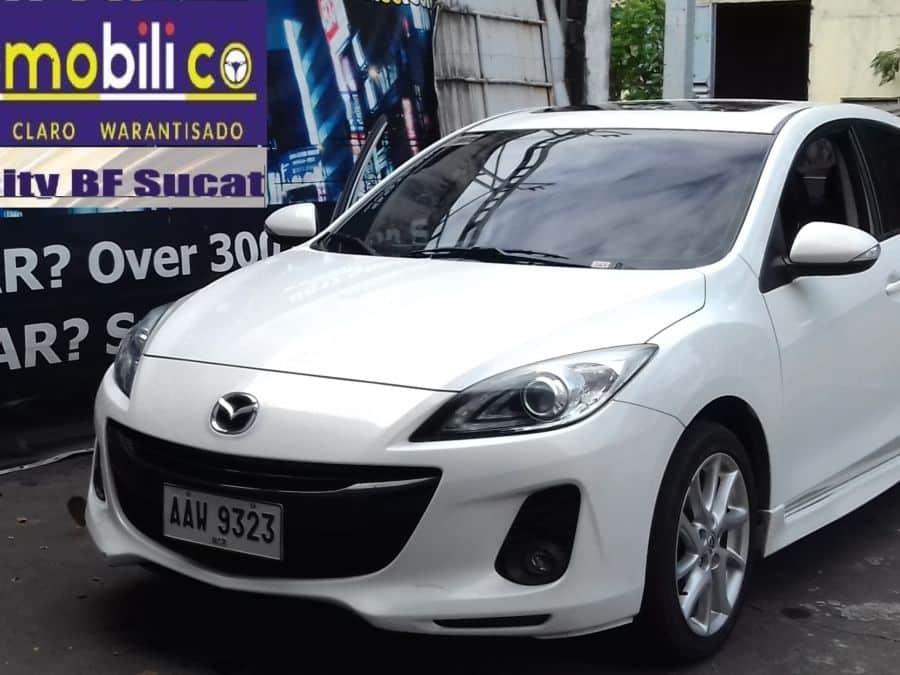 2014 Mazda MazdaSpeed3 - Front View