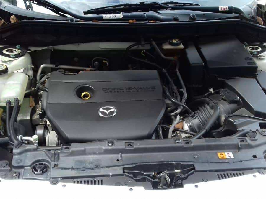 2014 Mazda MazdaSpeed3 - Interior Rear View